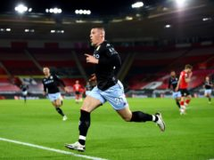 Aston Villa's Ross Barkley said he was feeling more like himself after scoring the winner against Southampton (Michael Steele/PA)