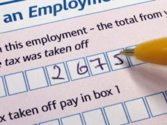Taxpayers will collectively rack up 19 million hours filling in their returns this year, according to estimates from Which? (PA)