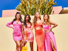 Boohoo has reported a jump in sales as it claimed to have made progress following its supply chain scandal (Boohoo/PA)