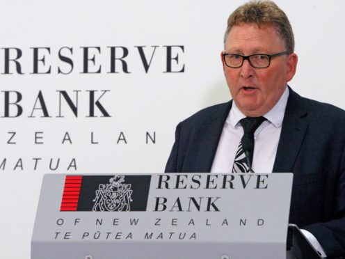 New Zealand Reserve Bank Governor Adrian Orr (Nick Perry/AP)