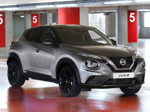 The Juke Enigma brings additional exterior touches
