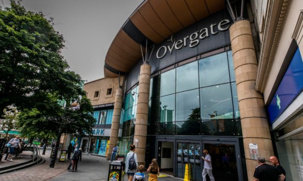 Fashion store over two levels to replace Topshop at Overgate