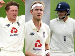 Bess, Broad and Root starred on day one (Mike Hewitt/Jon Super/PA)