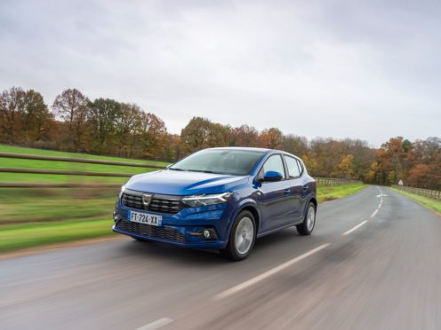 Prices for the new Sandero have been announced