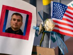 Officer Sicknick was killed by rioters in the attack on the Capitol Building (Andrew Harnik/AP)