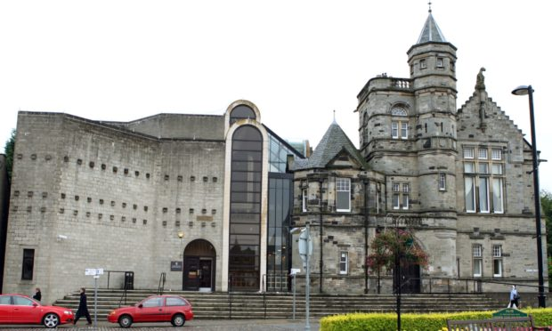 Fife thug ripped fake eyelashes from ex-girlfriend during campaign of abuse