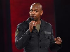 Comedian Dave Chappelle has tested positive for Covid-19, a representative said (Netflix/PA)
