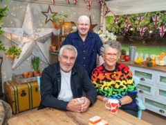 Paul Hollywood, Matt Lucas and Prue Leith will feature (PA)