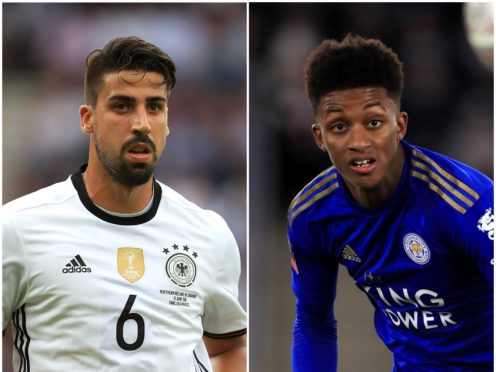 Sami Khedira and Demarai Gray are in the latest football gossip