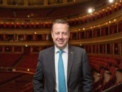 Craig Hassall, Royal Albert Hall chief executive (Royal Albert Hall)