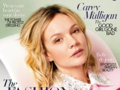 Actress Carey Mulligan said she 'felt like a chancer' early in her career because she did not attend drama school (Harper's Bazaar UK/ Quentin Jones/PA)