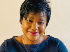 Debora Kayembe has been named Edinburgh University's new rector (Handout/PA)