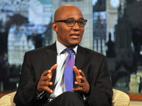 Trevor Phillips appearing on The Andrew Marr Show (Jeff Overs/BBC/PA)