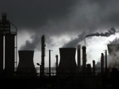 Environmental campaigners are calling on local authorities to divest from fossil fuel investment (David Cheskin/PA)