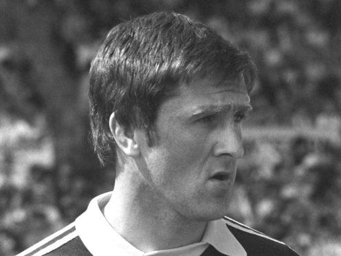 Former Wales goalkeeper Dai Davies has died (PA)