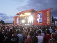 Reading Festival is set to go ahead in August (Yui Mok/PA)