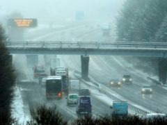 The framework sets out a vision for Scotland to have the best road safety performance in the world by 2030 (Danny Lawson/PA)
