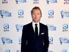 Ronan Keating (Ian West/PA)