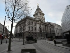 The defendant was sentenced at the Old Bailey (Nick Ansell/PA)