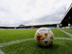 Scunthorpe's clash with Oldham has been called off (PA)