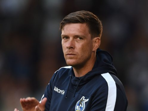 New Port Vale manager Darrell Clarke takes charge of his first home match on Tuesday (Joe Giddens/PA)