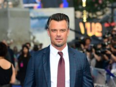 Josh Duhamel will replace Armie Hammer and star alongside Jennifer Lopez in action comedy film Shotgun Wedding, studio Lionsgate has confirmed (Ian West/PA)