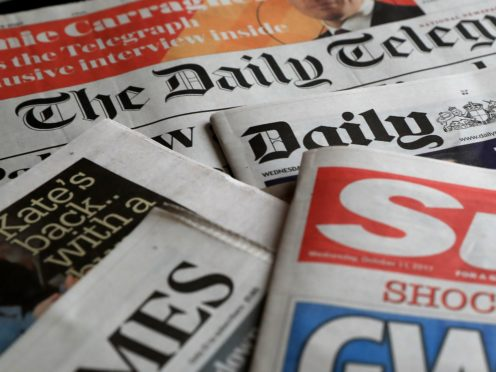 What the papers say – February 22 (PA)