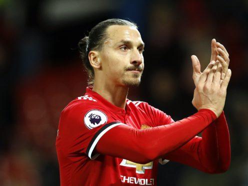 Zlatan Ibrahimovic is heading back to Old Trafford (Martin Rickett/PA)