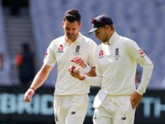 James Anderson and Joe Root helped England secure a famous win (Jason O'Brien/PA)
