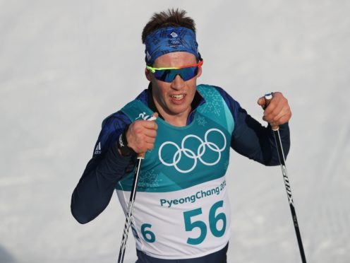 """Andrew Musgrave complained he raced like a """"tranquilised badger"""" in Sochi (David Davies/PA)"""