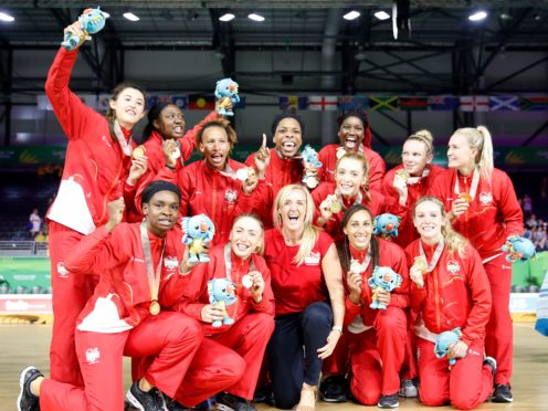 England will aim to repeat their 2018 Commonwealth Games gold medal in Birmingham on August 7 next year (PA)
