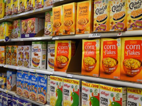 Shoppers using supermarket convenience stores could potentially end up spending around £320 more a year on groceries, according to Which? (KIrsty O'Connor/PA)