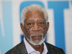 Morgan Freeman, Helen Mirren and Anne Hathaway to star in Amazon series Solos (Yui Mok/PA)
