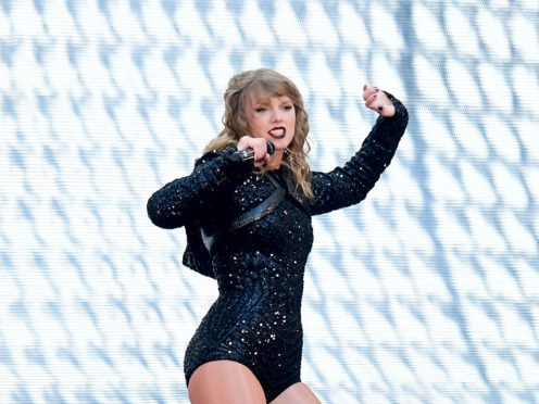 Taylor Swift has cancelled previously postponed tour dates due to the pandemic (Ian West/PA)