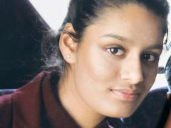 Shamima Begum wants to return to the UK (PA)