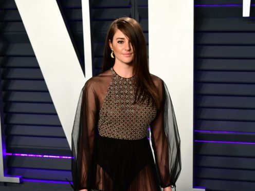 Big Little Lies star Shailene Woodley has confirmed she is engaged to NFL quarterback Aaron Rodgers (Ian West/PA)