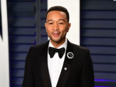 John Legend has paid tribute to his grandmother following her death at the age of 91 (Ian West/PA)