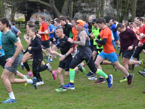 parkrun in England has a planned date to return (Neil Churchill/PA)