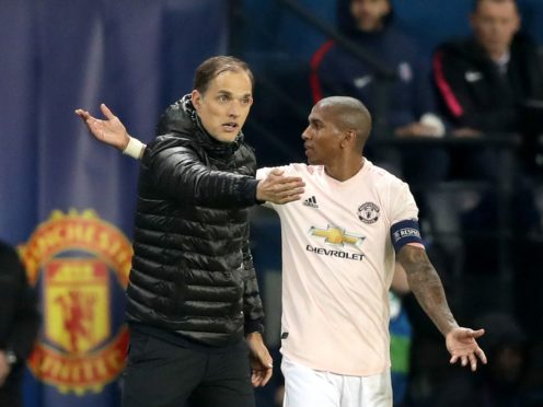 Thomas Tuchel was left in a dark place after Paris St Germain were knocked out of the Champions League in 2019 by Manchester United (John Walton/PA)
