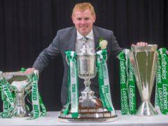 Neil Lennon enjoyed three trophy-laden spells at Celtic Park (Jeff Holmes/PA)