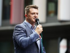 Tommy Robinson has been active in far-right politics for many years (Aaron Chown/PA)
