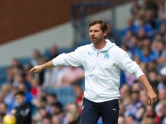 Andre Villas-Boas has been suspended by Marseille after earlier offering to resign (Jeff Holmes/PA)