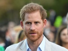 The Duke of Sussex has said the 'toxic' atmosphere created by the British press forced him to leave the UK (Facundo Arrizabalaga/PA Wire)