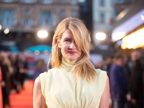 Laura Dern is among the presenting line-up (David Parry/PA)