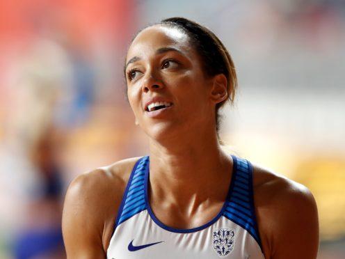 Katarina Johnson-Thompson has been hit with an Achilles injury (Martin Rickett/PA)