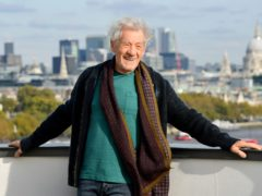 Sir Ian McKellen said gay people should support the trans community (Ian West/PA)
