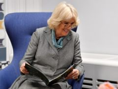 The Duchess of Cornwall (Anthony Devlin/PA)