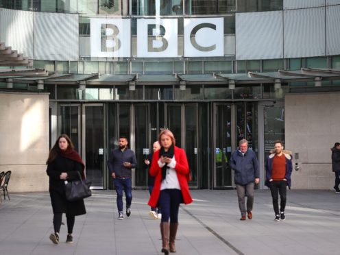 The BBC has set out its diversity and inclusion plans (Aaron Chown/PA)
