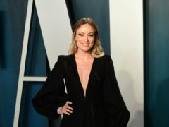 Director Olivia Wilde has paid a gushing tribute to Harry Styles, praising him for his 'humility and grace' while starring in her film Don't Worry Darling (Ian West/PA)