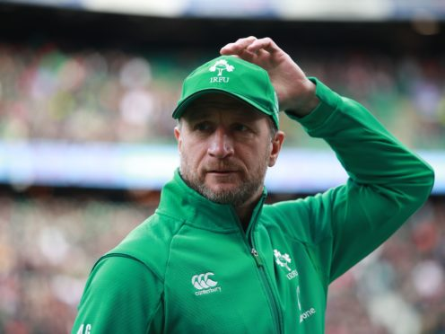 Assistant coach Mike Catt insists Ireland are heading in the right direction despite suffering two opening Six Nations defeats for the first time (Adam Davy/PA)